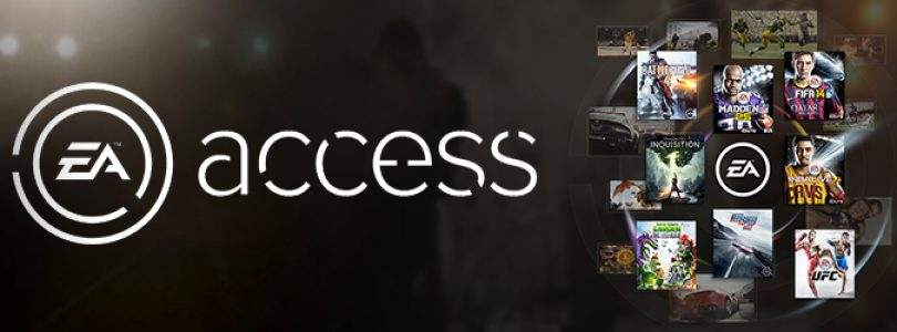 Xbox Live Gold members can try out EA Access for free next month
