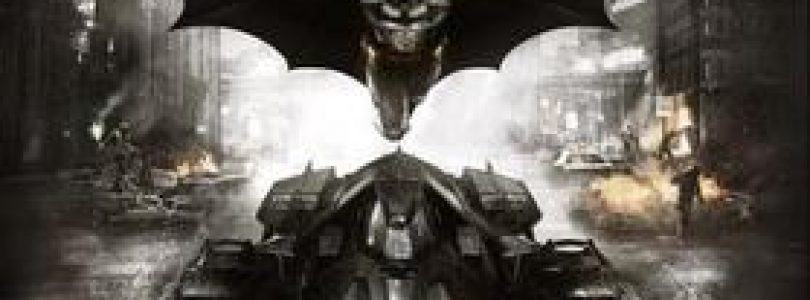 Batman: Arkham Knight game of the year edition listed