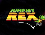 Our Review of JumpJet Rex.
