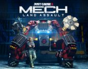 Just Cause 3 Mech Assualt DLC launch trailer released.