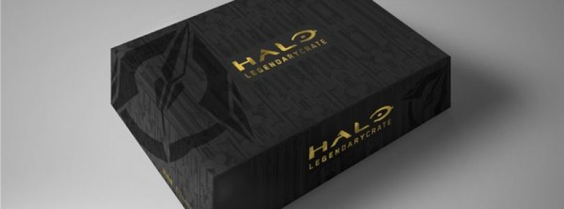 Halo Legendary Loot Crate Revealed.