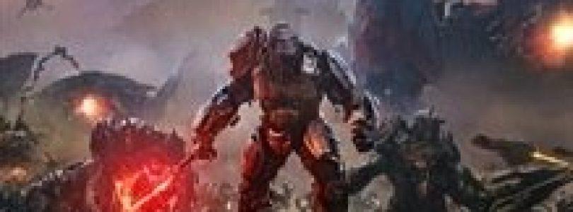 Halo Wars 2 Artwork leaked.