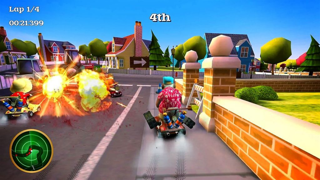 Coffin Dodgers Xbox One Review_2