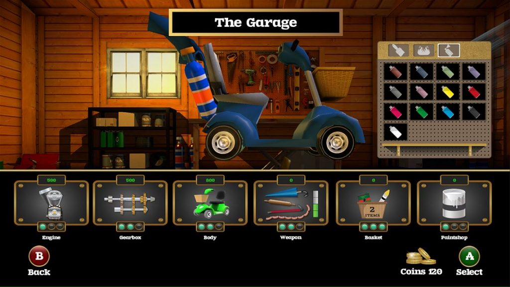 Coffin Dodgers Xbox One Review_3