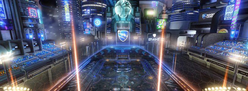 Neo Tokyo, Rocket League's Biggest Update Ever is coming June 20th.