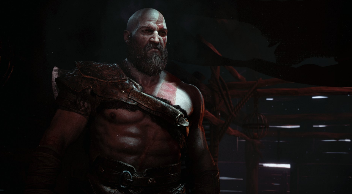 God of war 4 release date ps4