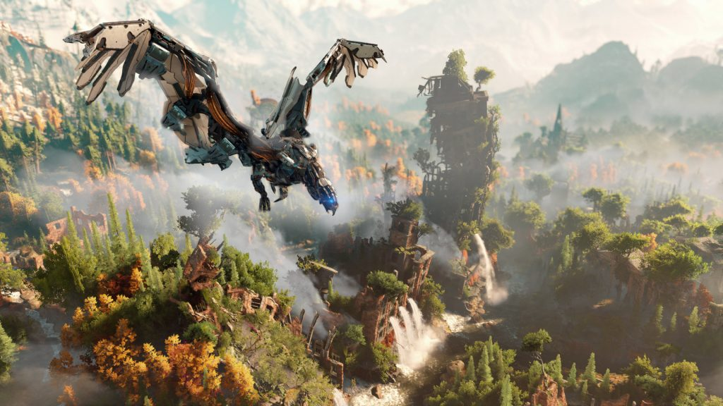 Sony E3 2016 Horizon Zero Dawn