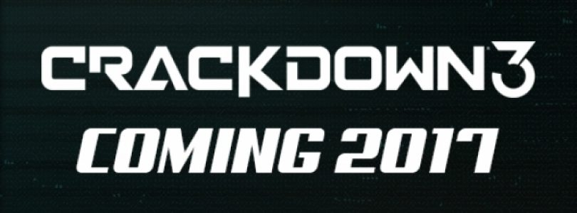 Crackdown 3 delayed to 2017, confirmed for Windows 10.