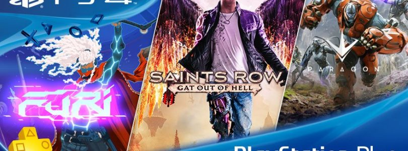 PlayStation Plus games revealed for July, includes Saints Row: Gat out of hell, Furi, and more