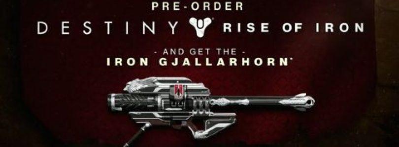 Gjallarhorn retuning to Destiny
