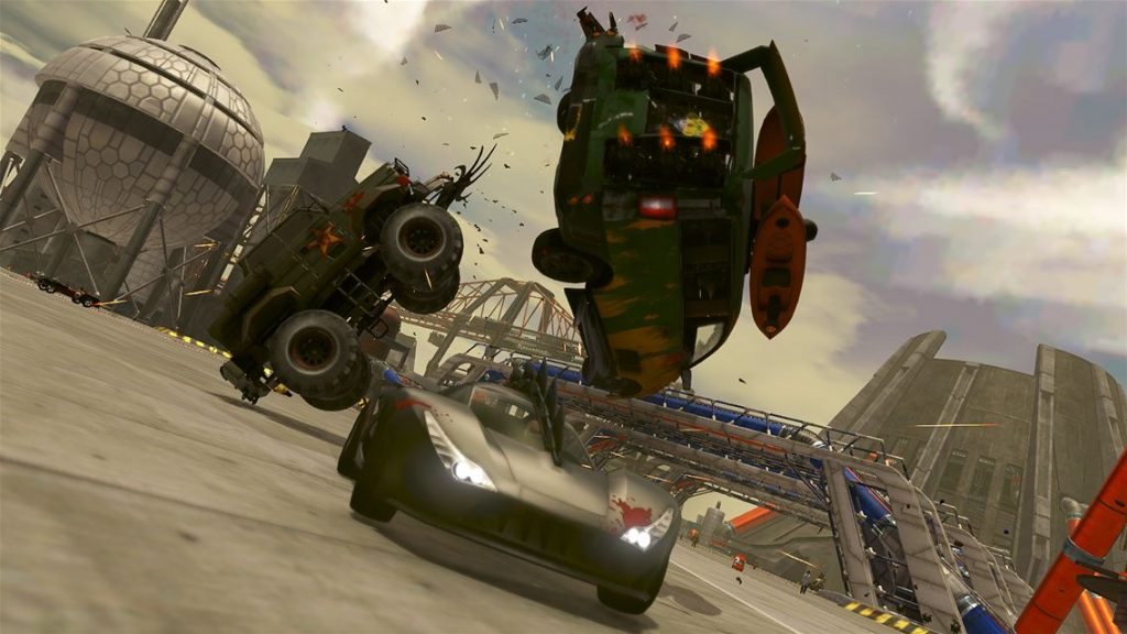 Carmageddon Max Damage Xbox One Review_3