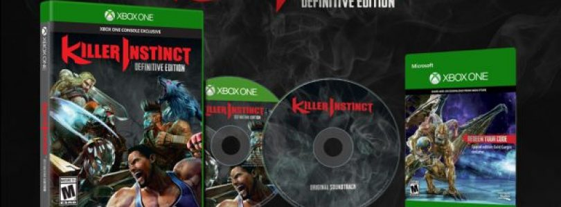 Killer Instinct Definitive Edition to launch this Fall.