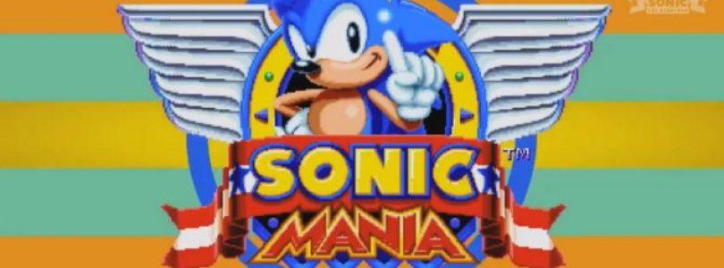 New Sonic game debuting next year
