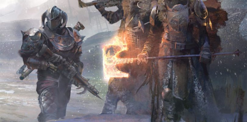 Destiny: Rise of Iron will be the September Gameinformer cover