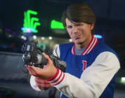 Infinity Ward shows off the 80's themed zombie mode for Infinite Warfare.