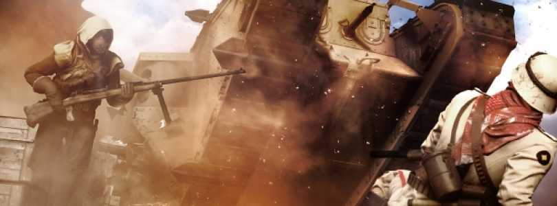 Battlefield 1 will have 9 maps, 6 modes including an hour long mode for total insanity