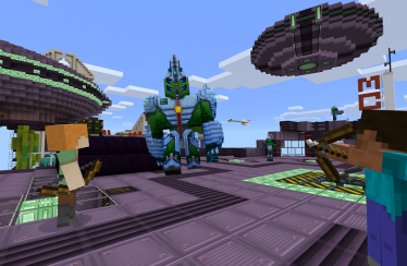 The Boss update for Minecraft and Add-ons are coming in October