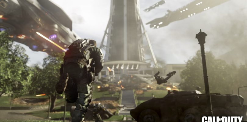 Call Of Duty: Infinite Warfare PS4 beta will start in October, Xbox One to follow