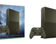 Microsoft announces Limited edition Battlefield 1 Xbox One S 1TB bundle in Military Green.