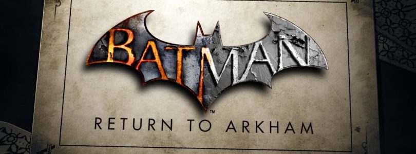 Batman: Return to Arkham gets October release date and new comparison video