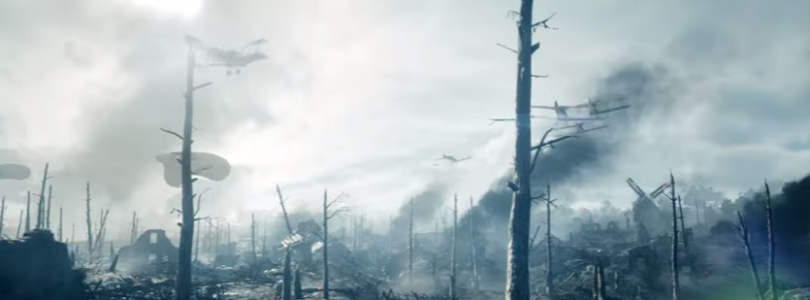 New Battlefield 1 Story Trailer is here and looks amazing