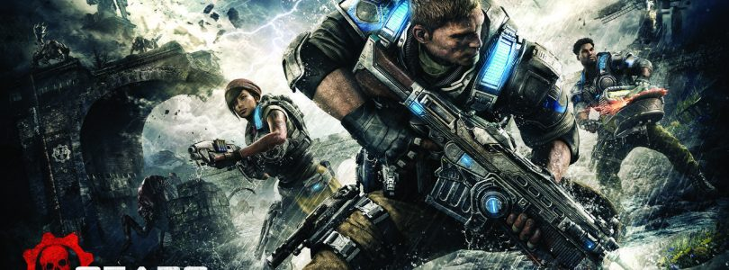Gears of War 4 download size will be 54.6 GB on Xbox One