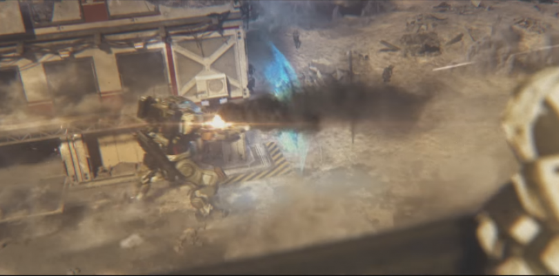 Titanfall 2 Single Player Cinematic Trailer is here and looks amazing