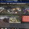 Early disc box for the Legacy Edition of Infinite Warfare shows that it will be 130 GB