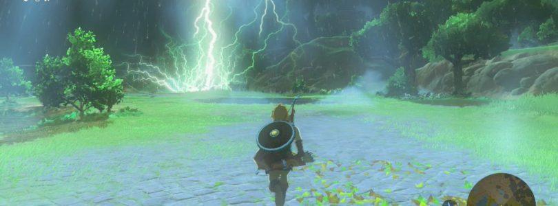 New Legend of Zelda: Breath of The Wild screenshots released