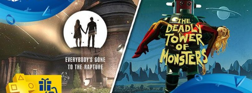 Sony announces November's PS Plus games