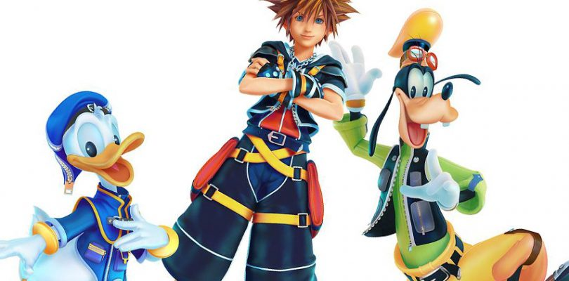 No release date for Kingdom Hearts 3 yet, but development is going well