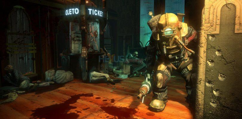 Single Player vs Multiplayer - Bioshock