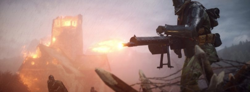 Battlefield 1 patch notes released after morning maintenance