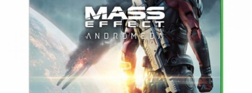Mass Effect: Andromeda Deluxe Edition up for pre-order