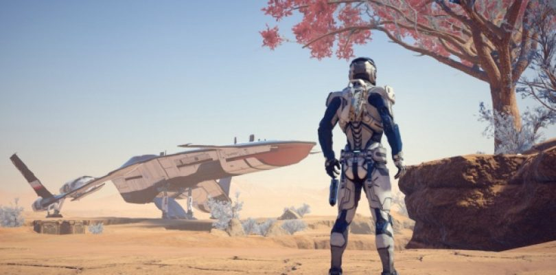 EA wouldn't be against delaying Mass Effect: Andromeda again.