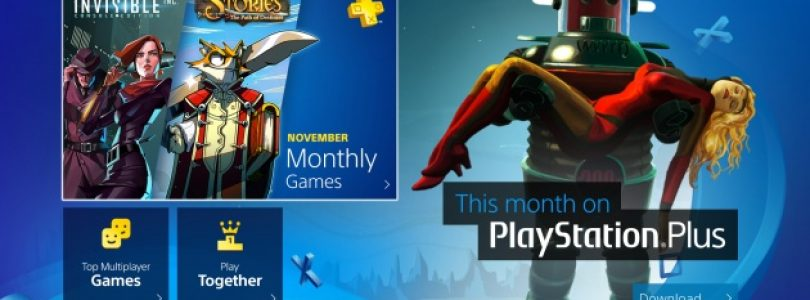 PS4 PS Plus games for December could have been leaked