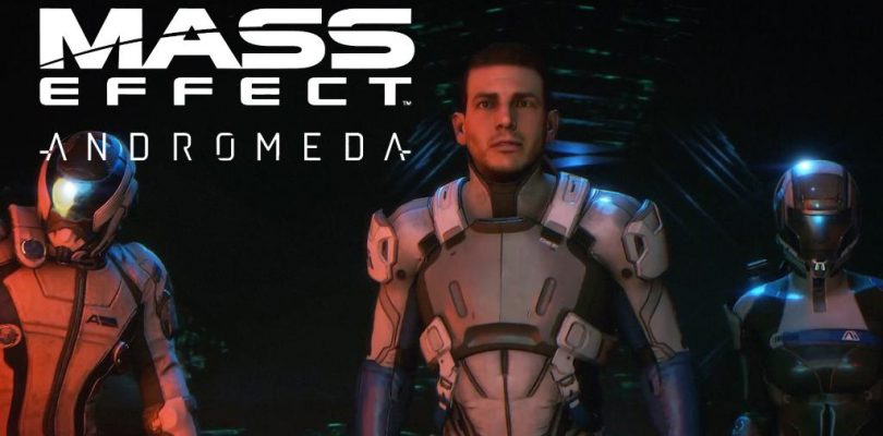 Bioware releases Mass Effect Andromeda trailer