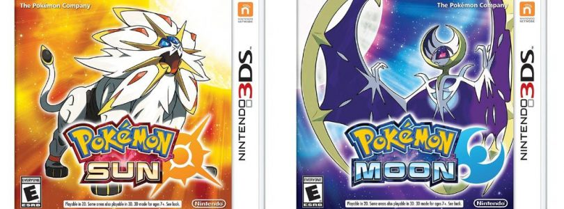 Pokemon Sun and Moon become the fastest selling Nintendo titles in the Americas