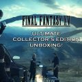 Video: Unboxing the Final Fantasy XV Ultimate Collector's Edition