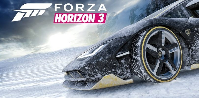 The Forza Horizon 3 Review