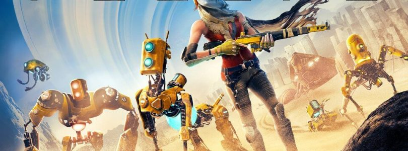 ReCore with HDR will be coming to Xbox One S