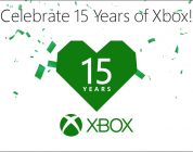 Microsoft shares Xbox stats from the past 15 years.