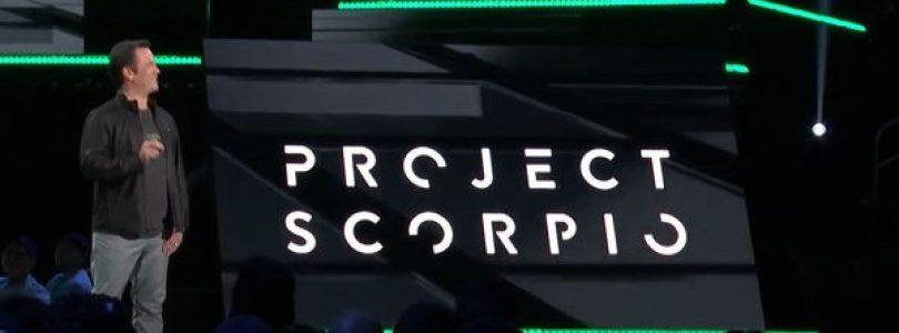 "Project Scorpio will feature a ""Motion Design Language"""
