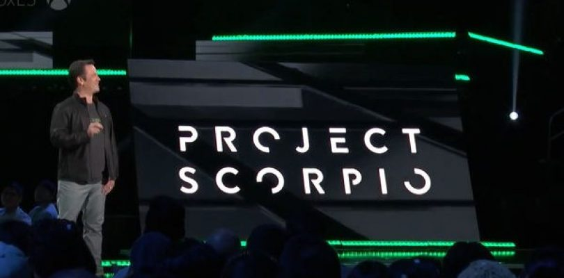 "Project Scorpio will feature a ""Motion Design Language"""