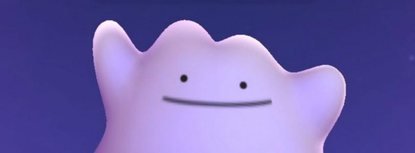 You can now catch Ditto in Pokemon GO