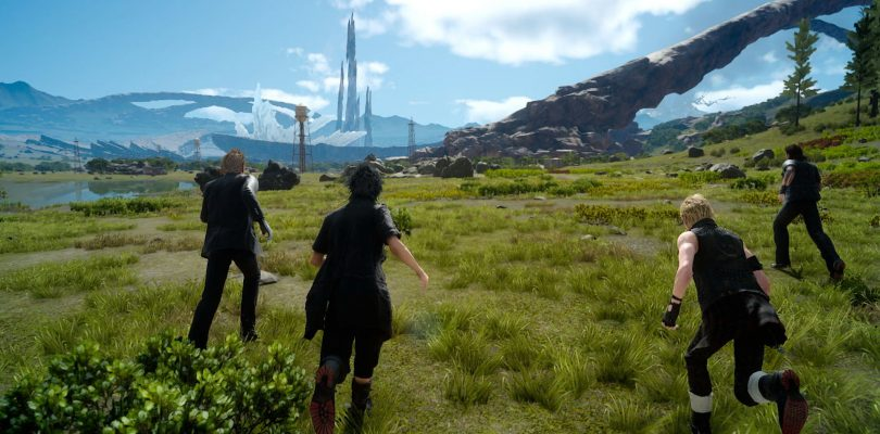 79% of Final Fantasy XV sales In the UK were on PlayStation 4
