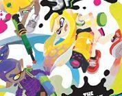 Nintendo will release the art of splatoon book in June 2017