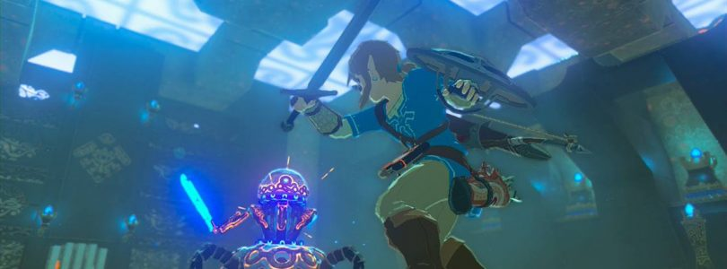 GAME Advertises Zelda: BoTW For A March Release