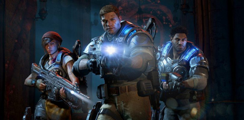 Gears of War 4 gets two new maps December 13th, and here's what they look like