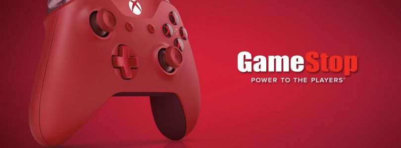 Microsoft will release a red Xbox One controller exclusively at GameStop & Microsoft Stores in January